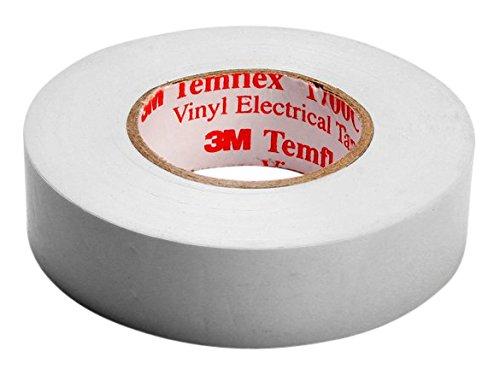 3M twei1525TEMFLEX 1500vinilo eléctrico de cinta aislante, 15mm x 25m, 0,15mm, color...