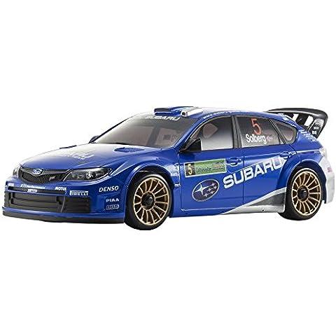 Kyosho Mini-Z MA020 MA020 Sports 4WD Subaru Impreza WRC 2008 (KT19)