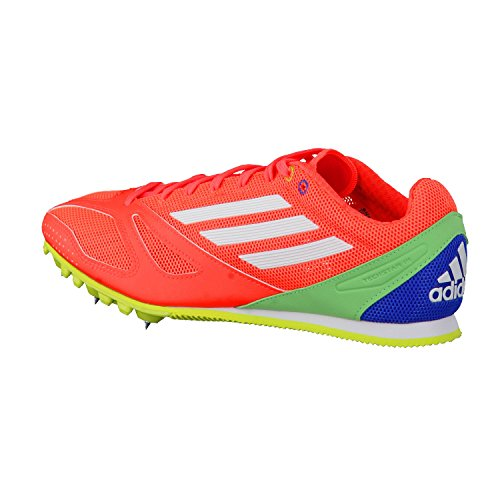 Adidas Techstar Allround 3 Course à Pied à Pique - SS15 Orange