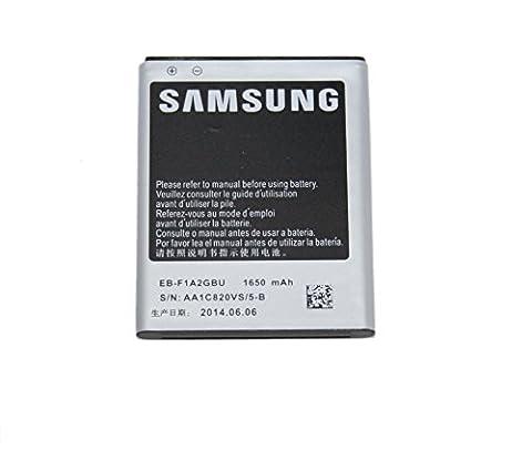 Samsung EBF1A2GBU Batterie avec Etui MyTouch pour Samsung Galaxy S2 GT-I9100 1650 mAh