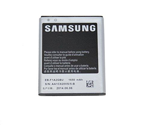 Samsung EB-F1A2GBU - Batería para móvil Galaxy S2 (Li-Ion 1650mAh)- Versión Extranjera