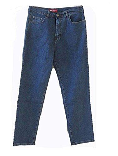 RE&X -  Jeans  - Uomo Blau 58