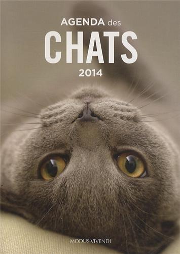 Agenda des chats 2014