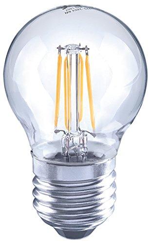 Arteko 10101804 A++ LED-Leuchtmittel Glas, 4 W, E27, klar