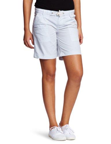 O'Neill Damen Short   - Weiß - White/Striped - Small (Herstellergröße: Small) -