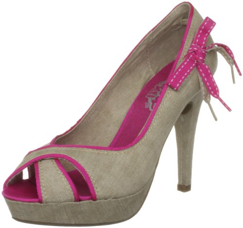 Hoyvoy by Xti 32667, Damen Pumps Rose