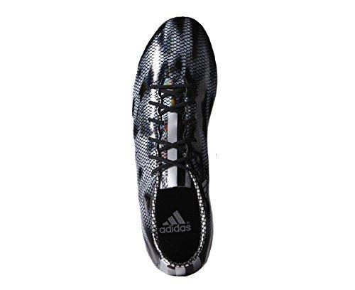 adidas Performance F30 FG Herren Fußballschuhe core black/silver met./silver met.