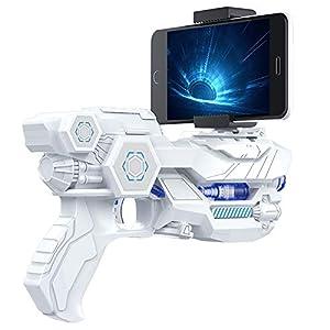 Prtukytt Augmented-Reality-Spiel Pistolengriff-Steuerung Bluetooth 4.0 Stoßwellen Simulation 4D Reale Szene…