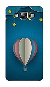 SWAG my CASE PRINTED BACK COVER FOR SAMSUNG GALAXY E5 Multicolor