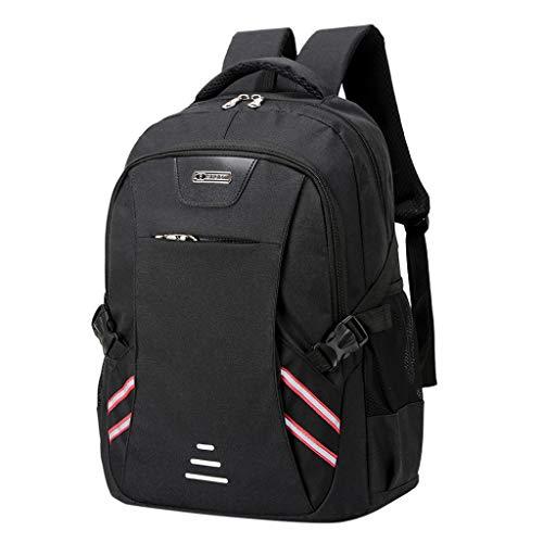 aptop Große Kapazität Daypack Rucksack Schultaschen Schulrucksack Tagesrucksack Backpack Handtaschen Umhängetasche Reiserucksack für Schule Reise Arbeit ()