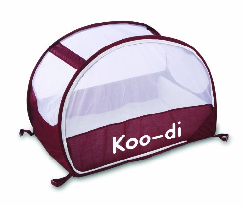 Koo-Di KD111/35 Pop Up Bubble-Kinderbett, aubergine