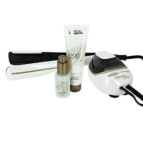 Pack Steampod 2.0 cheveux épais - Lissante - Vapeur, Steampod