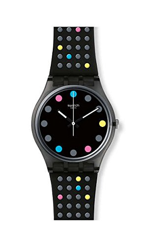 Montre Swatch Gent GB305 BOULE A FACETTE