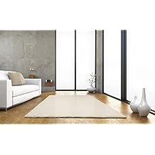 Nazar del901cr Shaggy Delta 901alfombra material sintético crema 170x 120cm