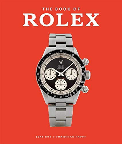 The book of Rolex par  Jens Hoy