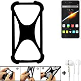 K-S-Trade Mobile Phone Bumper for Cubot S500 Silicone