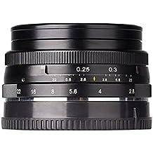 Meike MK 28mm F2.8gran apertura fija non-zoom APS-C enfoque Manual Multi Coating Cámara Lente para Sony A6000A6300A6100NEX3NEX5NEX6NEX7A5000A5100
