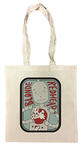 blonde-redhead-bolsa-de-compras-de-algodn-reutilizable-cotton-shopping-bag-reusable