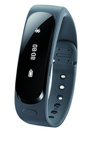 Huawei Talkband B1 - rastreadores de actividad (Wristband, Gris, Gris, Universal, HUAWEI