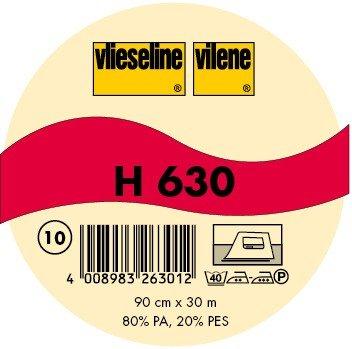 1 Meter Volumenvlies H 630 aufbügeln weiß Freudenberg
