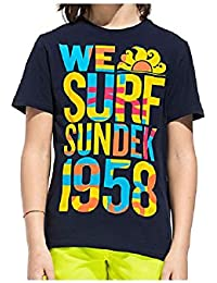 e9cd69589 SUNDEK B878TEJ63MW 007 Camiseta Bebé