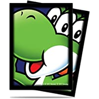 Super Mario Deck Protector Card Sleeves Yoshi (65) Ultra Pro