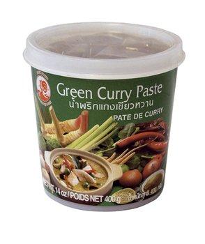 Cock Marque - Grüne Currypaste - 400g
