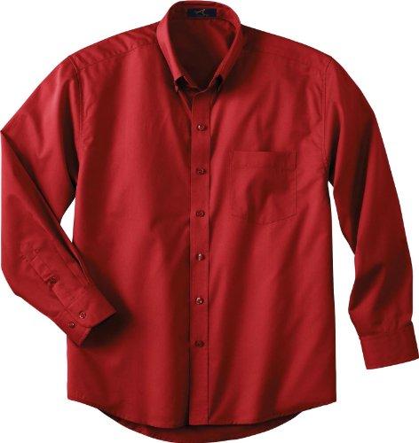 Ash City -  Camicia Casual  - Uomo MOLTEN RED 751