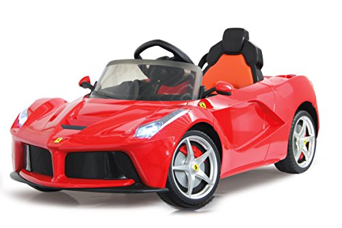 Jamara - 460219 - Ride-On Ferrari LaFerrari 2,4G 6V -