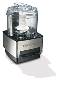 Cuisinart DLC1SSRU Mini Electric Food Processor, 600 ml, 200 W, Stainless Steel, Plastic, Silver (B0007P3LB8) | Amazon price tracker / tracking, Amazon price history charts, Amazon price watches, Amazon price drop alerts
