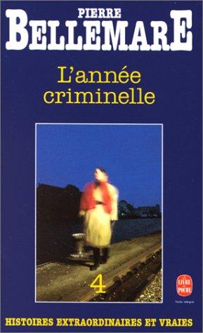 L'Année criminelle, tome 4