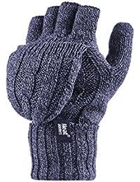 Handschuhe warm Handarbeit Fäustlinge