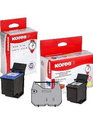 Preisvergleich Produktbild Kores G163CFS kompatibles Farbband für Schreibmaschine, C-Film für Modell Olympia ESW 3000, schwarz