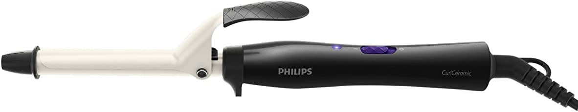 Philips HP8602/00 Hair Curler (Black/White)
