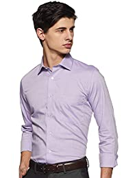Van Heusen Sport Men's Solid Slim fit Formal Shirt
