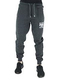 Ecko HOMBRE Hip Hop EStrella ropa deportiva Pantalones De Chándal Trotar Trotar Gimnasio Pantalones 8iPoPajp