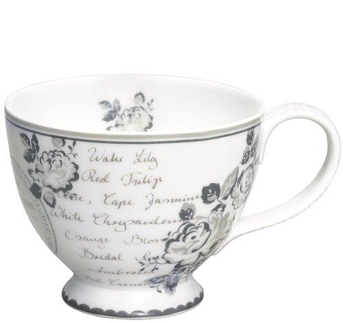 GreenGate Teetasse - Teacup - Dora White