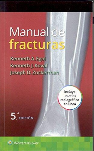 Manual de fracturas (5ª ed.) por Aa.Vv.