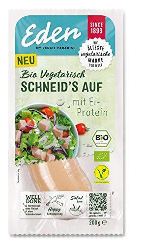 Eden Soja-Fleischwurst inkl. Kühlverpackung (225 g) - Bio