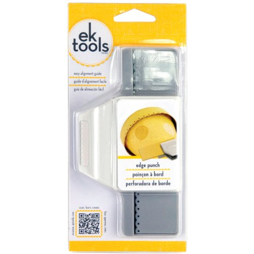 EK Tools Großer Stanzer Dotted Scallop - Border Punch