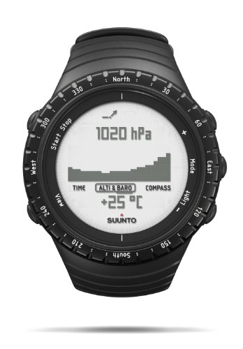 SUUNTO CORE REGULAR BLACK -
