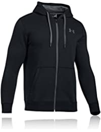 Under Armour Rival Fitted Sweat-Shirt Zippée Homme