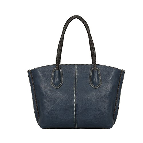 Adatti La Signora Messenger Bag 3 Serie Cortex Multicolore Blue