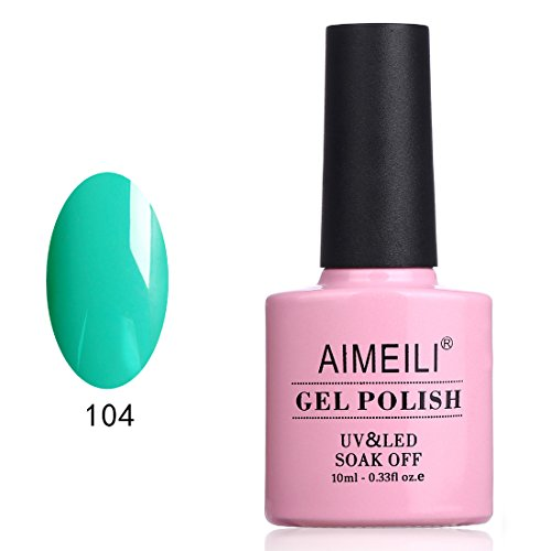 AIMEILI Esmalte Semipermanente De Uñas Soak Off UV