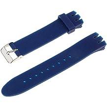 más de moda compra genuina seleccione para genuino Amazon.es: correas para relojes swatch