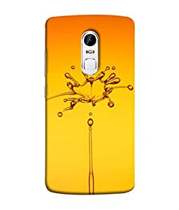Snapdilla Designer Back Case Cover for Lenovo Vibe X3 (Still Creative Wallpaper)