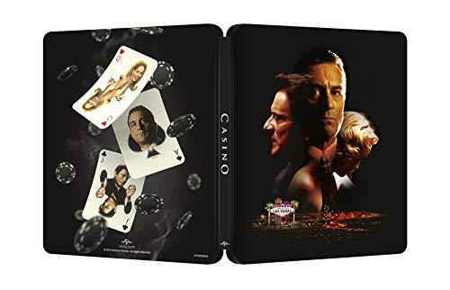 Casinò - Edizione Steelbook 4K Ultra Hd (Limited Edition) (2 Blu Ray)