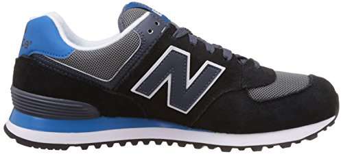 Grigio 38 EU New Balance Running Scarpe Sportive Indoor Donna Dark to1