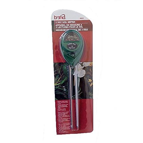 pflanzenbodengrund M Garten der Feuchtigkeit PH-Messgerät Luftfeuchtigkeit Innen Outdoor M