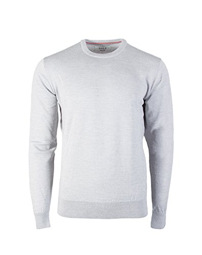 Dale of Norway Herren Pullover Magnus Masculine Sweater light grey mele